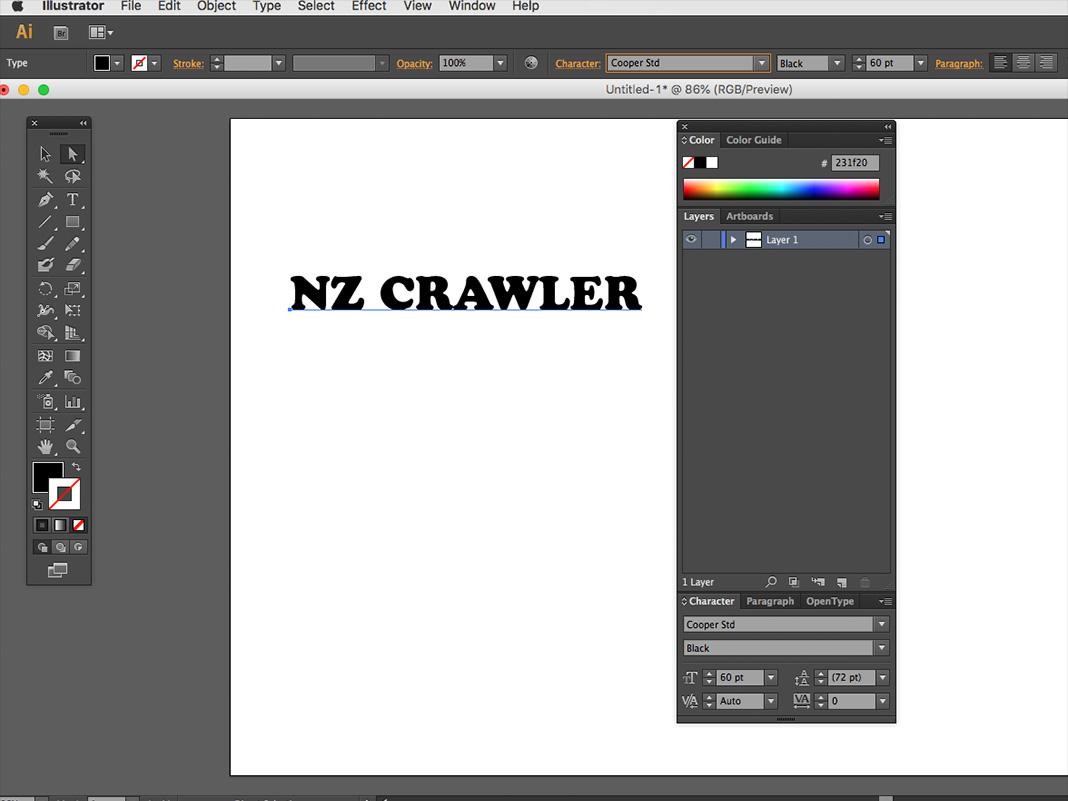 デプス NZクローラー リペイント写真