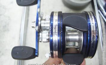 アブガルシア アンバサダー4601C4 オーバーホール修理値段
