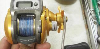 ダイワ イッツ ICV 150 分解洗浄 液晶修理 写真