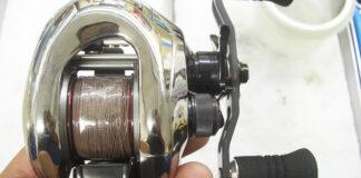シマノ 07アンタレス DC LV オーバーホール修理メンテナンス写真