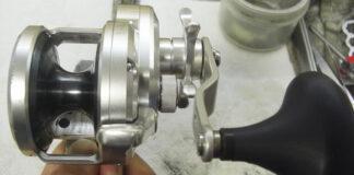 11オシアジガー 2000NR-HG メンテナンス分解修理 写真