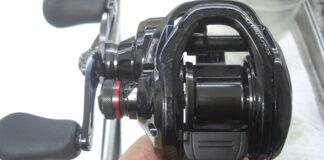 シマノ 17スコーピオンDC スプール異音修理 写真