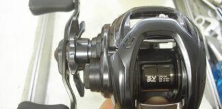 ダイワ 20 タトゥーラ TW 103SHL 分解メンテナンス写真