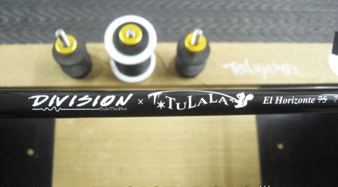 ディビジョン x ツララ エルホリゾンテ 70リミックス ガイド修理写真