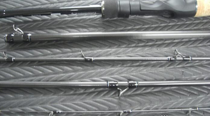 トランスセンデンス プルクラPC62B+ ロッドガイド修理写真