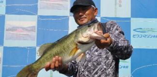 琵琶湖 ガーミン ワカサギ 魚探釣果 写真