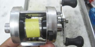 アブ アンバサダー 2500C 分解メンテナンス修理写真