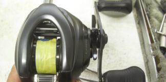 シマノ 17 エクスセンス DC メンテナンス修理写真